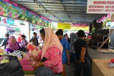 Penjual Hidangan Takjil di Pasar Benhil Menggeliat Lagi