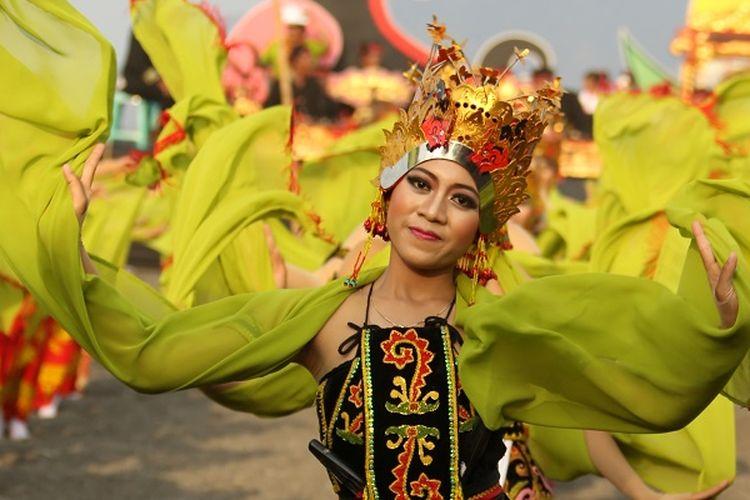 Festival Gandrung Sewu Jadi Momentum Seniman Muda di Banyuwangi Unjuk Gigi