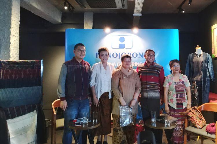 Diskusi Wasta dan Kemerdekaan menyambut peringatan kemerdekaan RI ke-74 yang digelar oleh PT Nojorono Tobacco International di Tanameera Coffeeshop, Jakarta.