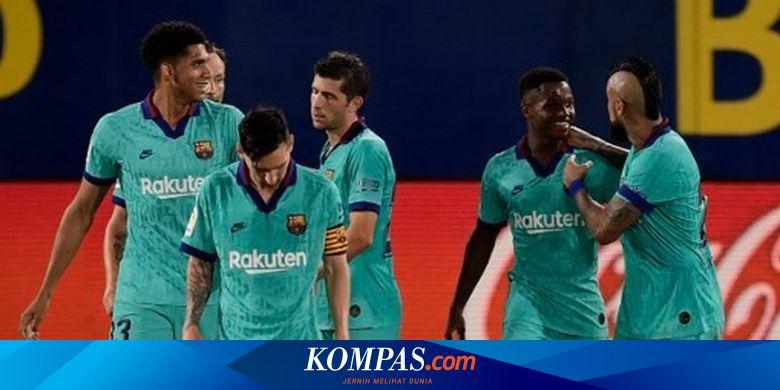 Klasemen Liga Spanyol, Barcelona Dekati Real Madri