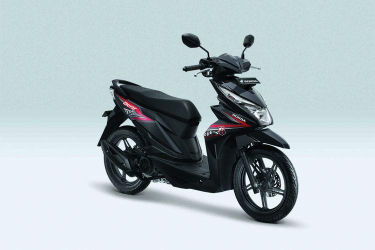 Honda BeAT dengan Penampilan Baru