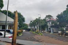 Rumah Dinas Komisioner KPU Wahyu Setiawan Dijaga Ketat Pasca-OTT KPK