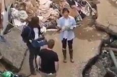 Reporter TV Jerman Dipecat Setelah Tertangkap Kamera Warga Hanya Berpura-pura Bantu Banjir