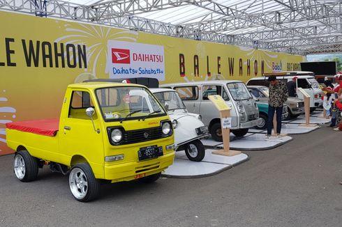 Loyalis Daihatsu Padati Stadiun Jalak Harupat