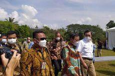 8 Menteri Rapat di Kompleks Candi Borobudur, Bahas Apa?