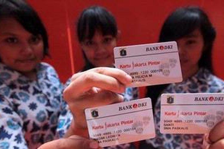 Ilustrasi: Kartu Jakarta Pintar