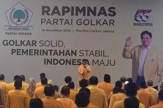 Airlangga Hartarto: Saya dan Pak Bambang Soesatyo Ada Kesepakatan...