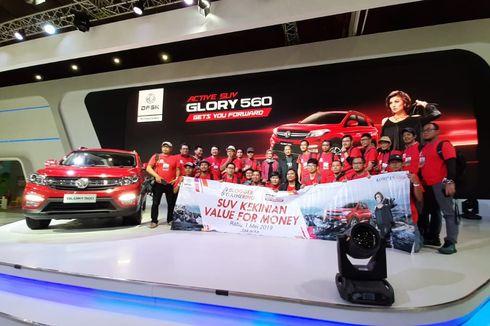 DFSK Ajak Blogger Eksplorasi Glory 560