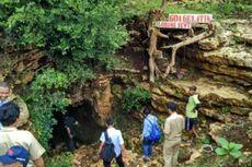Ini Goa Gelatik Lorong Sewu, Goa Tujuh Susun di Gunungkidul