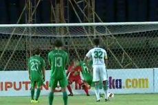 Hasil PSS Vs Persebaya, Penalti Irfan Bachdim Kirim Super Elja ke 8 Besar Piala Menpora