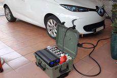 Muncul Powerbank Mobil Listrik, Bisa Tambah Jangkauan hingga 15 Km