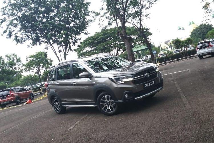 Test Drive Suzuki XL7