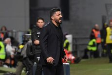 Hanya 1 Kemenangan Bersama Napoli, Gattuso Tak Mau Cari Alasan