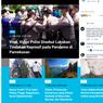 [POPULER TREN] Viral Video Polisi Disebut Lakukan Tindakan Represif | Lowongan Kerja Perum DAMRI