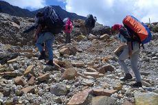 Jalur Pendakian ke Gunung Guntur dan Papandayan Ditutup