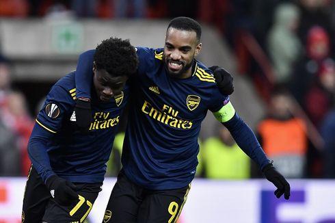 Standard Liege Vs Arsenal, Bangkit dari 2 Gol, The Gunners Juara Grup