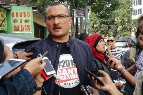 Politisi Demokrat: Andi Arief Kritik Prabowo sebagai Netizen