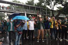 Stafsus Janji Sampaikan Pernyataan Sikap BEM SI ke Jokowi