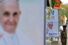 Paus Fransiskus Kunjungi Sri Lanka