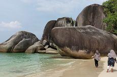 Pantai Tanjung Tinggi, Tempat Wisata Wajib Dikunjungi Saat ke Belitung