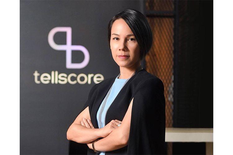CEO dan Co-Founder Tellscore, Suvita Charanwong