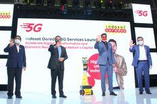 Layanan 5G Indosat Ooredoo Resmi Digelar di Jakarta