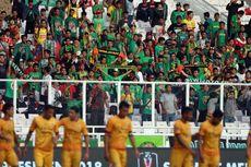 Piala Presiden 2018, Total Pemasukan Tiket Capai Rp 20 Miliar