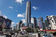 Gedung Pencakar Langit yang Berguncang di China Sudah Aman Usai Perbaikan Minor