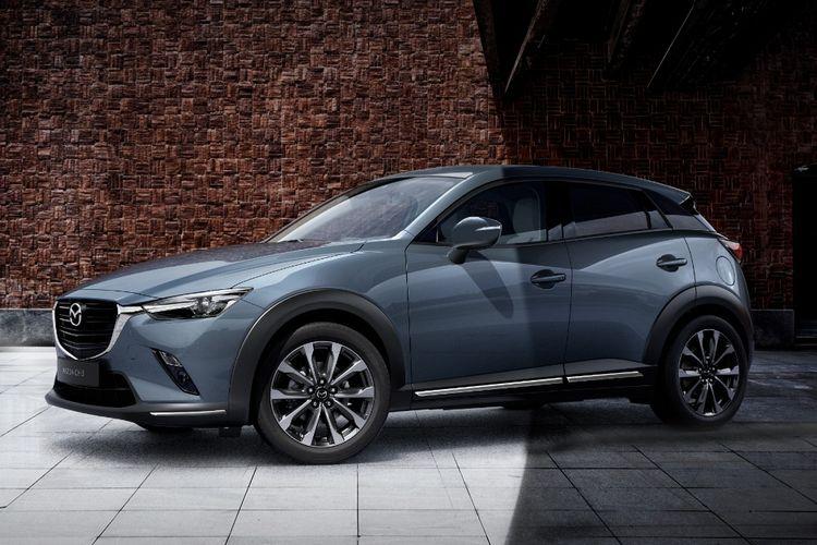Ilusrasi Mazda CX-3 1.5L