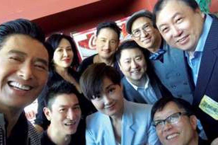 Andy Lau Hapus Keraguan Sutradara From Vegas To Macau 3 Halaman All Kompas Com