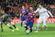 Barcelona Vs Real Madrid, Los Blancos Layangkan Protes