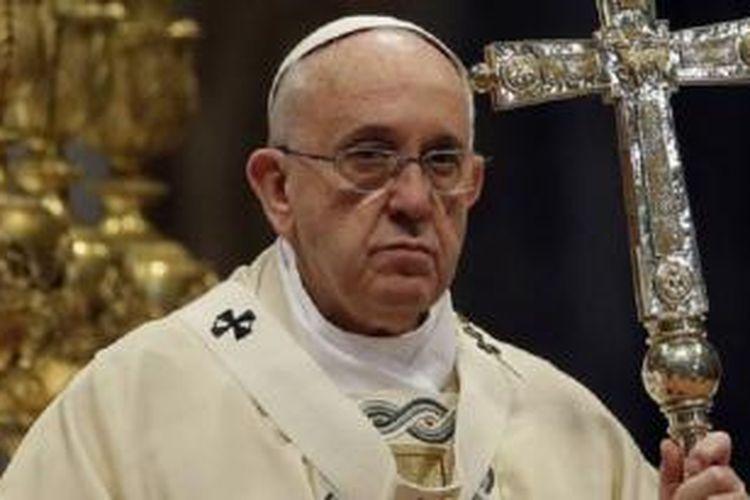 Paus Fransiskus berencana untuk mengunjungi Kuba bulan September mendatang