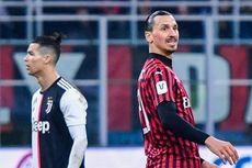 AC Milan Vs Juventus, Pujian Buffon untuk Ibrahimovic dan Ronaldo