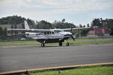 Pesawat Kargo Perintis Terbang Perdana, Layani Daerah Terpencil di Luwu Utara