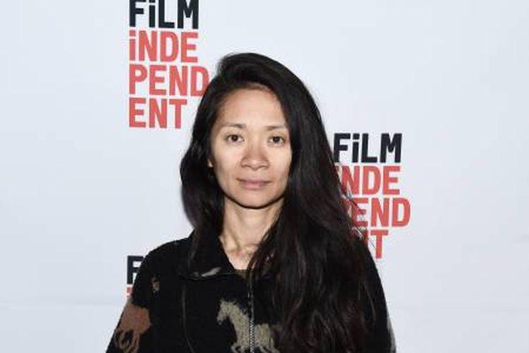 BEVERLY HILLS, CA - 11 APRIL: Sutradara Chloe Zhao menghadiri pemutaran khusus The Rider di Writers Guild Theatre pada 11 April 2018 di Beverly Hills, California. (Foto oleh Amanda Edwards / Getty Images)