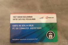 Ini Alasan PT KCJ Masih Berlakukan Uang Jaminan Tiket