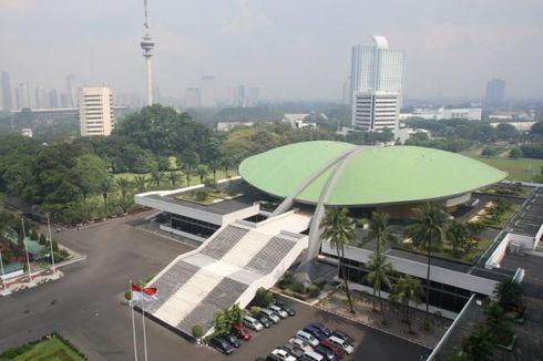 DPR Terima Draf Omnibus Law RUU Cipta Lapangan Kerja Paling Lambat Pekan Depan