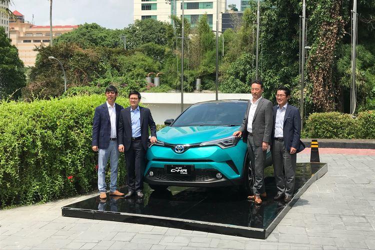 Peluncuran Toyota C-HR Hybrid