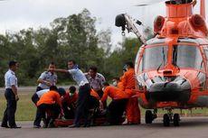 Enam Jenazah Diangkut ke Pangkalan Bun, Total 59 Korban AirAsia Sudah Ditemukan