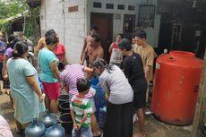 Kekeringan, Warga Munjul Beli Air Galon hingga Ambil di Mushala