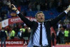 Luis Enrique Nyatakan Mundur Setelah Barcelona Pesta Gol