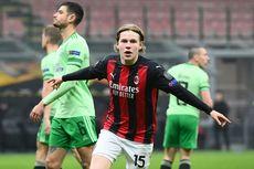 Rasa Bangga Jens Petter Hauge Jadi Pahlawan AC Milan
