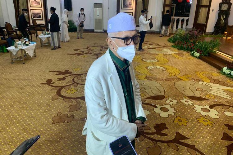 Ketua Umum MUI KH Miftachul Akhyar