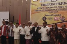 Ditangkap KPK, Marianus Sae Tak Hadiri Penetapan Cagub NTT