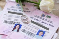 Begini Cara Mendapatkan Sertifikat Layak Kawin di DKI Jakarta