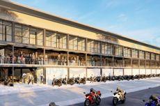 Sirkuit Mandalika Sudah Dilengkapi Pit Building Modular