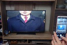 Tayangan Pidato Tahun Baru Putin Terpotong di Bagian Kepala, Tak Ada Permintaan Maaf dari Stasiun TV