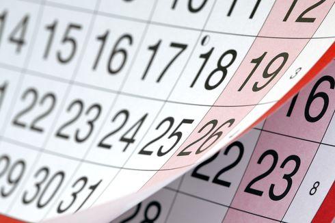 Kalender 2022 Lengkap, Berikut Libur Nasional dan Idul Fitri