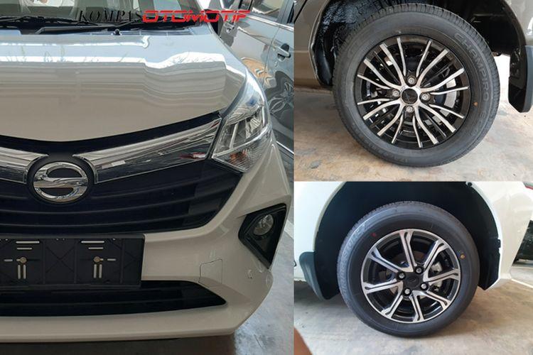 Daihatsu Sigra Facelift
