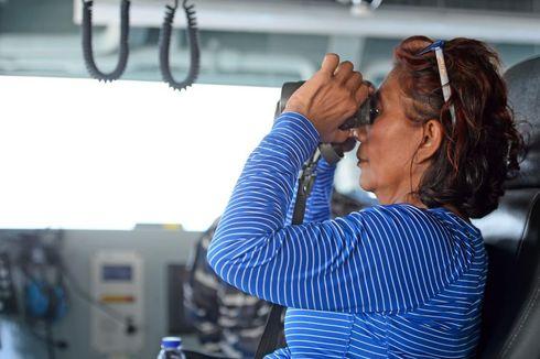 Mengingat Perseteruan Lama Susi Vs China di Insiden Kapal Kway Fey